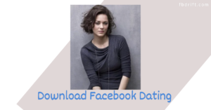 download facebook dating